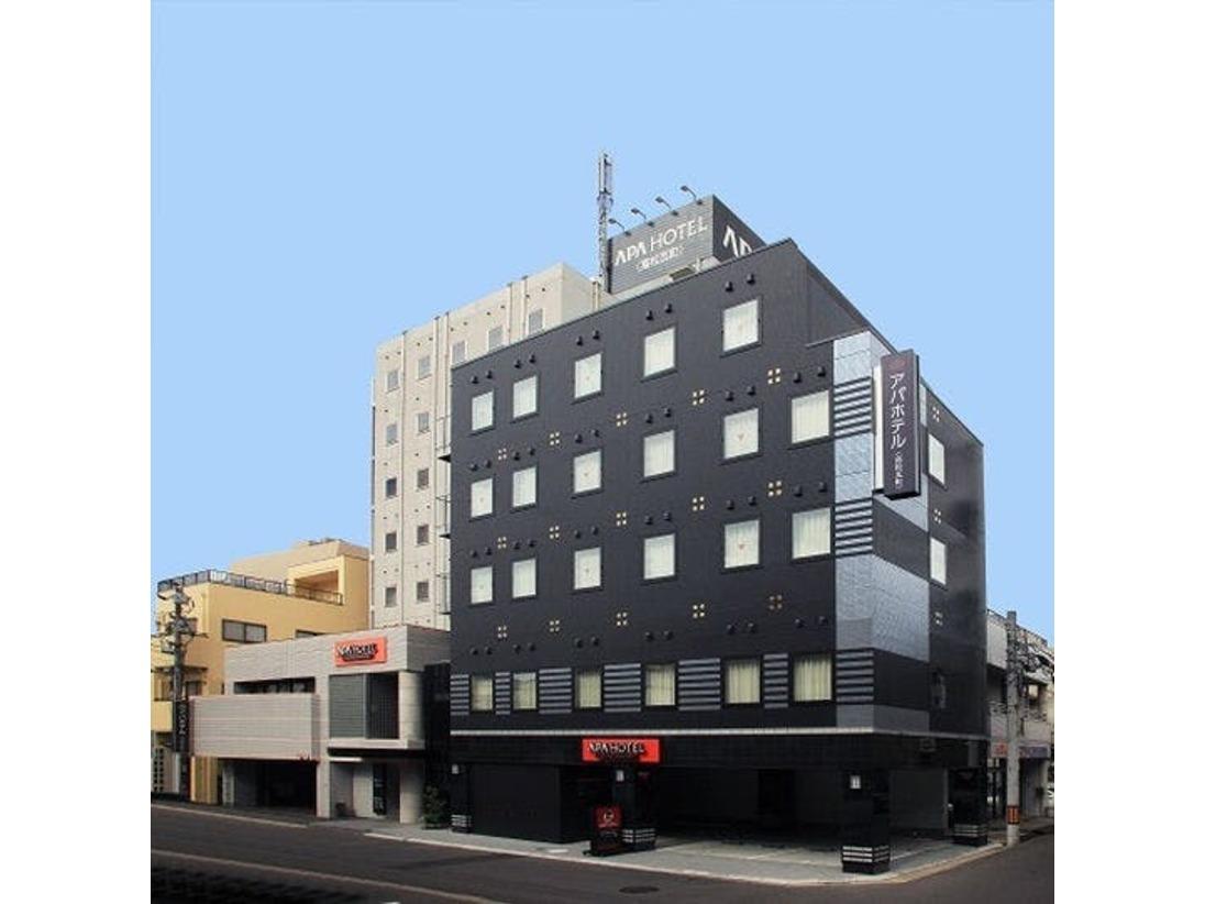 アパホテル〈高松瓦町〉