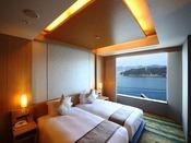 スイート ジャパニーズモダン 107平米ベッドルーム