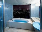 53平米以上の客室限定ビューバス ※イメージ