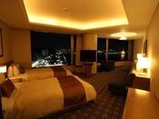 スタンダード:パノラマビュールーム(53平米)※イメージ景色を眺めながら入浴できるビューバス付きです♪