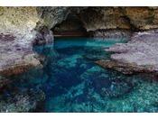 【青の洞窟】石垣島有数のヒーリングスポット