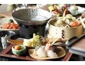 【海彦】お選び…海の幸鍋物