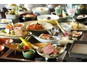 【山彦】山の幸をふんだんに使った会席料理
