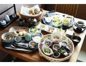 【朝食】和食と洋食をお選び頂けます。(一例)・【Breakfast】 Do you like Japanese style or Western style for your breakfast ?
