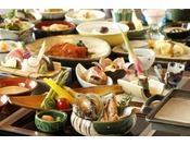 【海彦】海の食材をふんだんに使った会席料理。