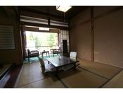 不忘の間昭和36年に囲碁本因坊戦で挑戦者の坂田栄男 九段の控え室となった部屋です