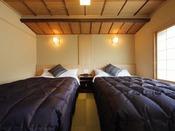 ◆八番館ベッド付和室(ベッドルーム)