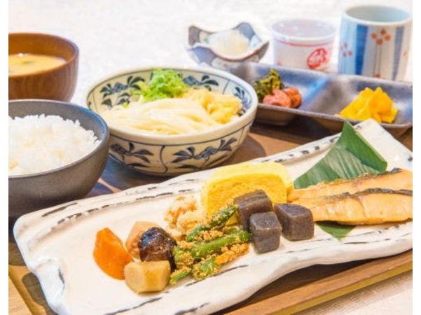 和洋朝食バイキング(和食イメージ)