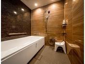 プレミアムデラックスツインのバスルーム