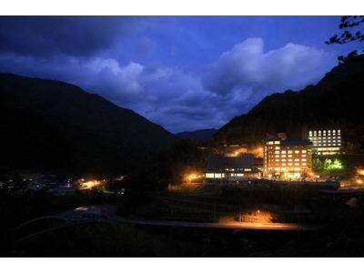 祖谷渓温泉ホテル秘境の湯