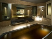 広島温泉「瀬戸の湯」内湯 6:00~23:00(こどもは20:00まで)※4才未満入場不可