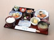 中四国唯一の「広島 なだ万」の和朝食