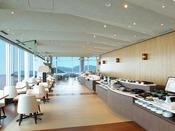 朝食:パノラマ朝食ブッフェ 瀬戸内海の眺望とともに素敵な一日のスタート