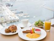 クラブフロア専用ラウンジ(朝食)クラブフロアとスイートご宿泊のお客様専用のラウンジです。