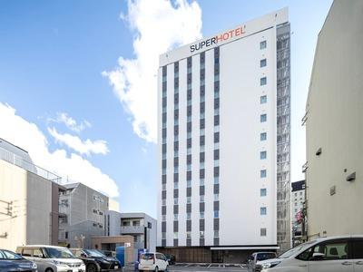 スーパーホテル広島天然温泉・薬研堀通り