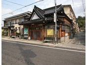 共同浴場「正面湯」湯田川温泉の源泉です。