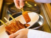 自家製の味噌&蒟蒻は朝食でも大人気♪