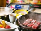 【牛ステーキ×豆富懐石の饗宴】熱厚の牛ステーキと豆富で満足度No1の懐石♪
