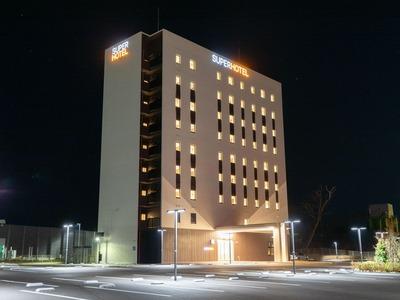 スーパーホテル石川・能美根上スマートインター