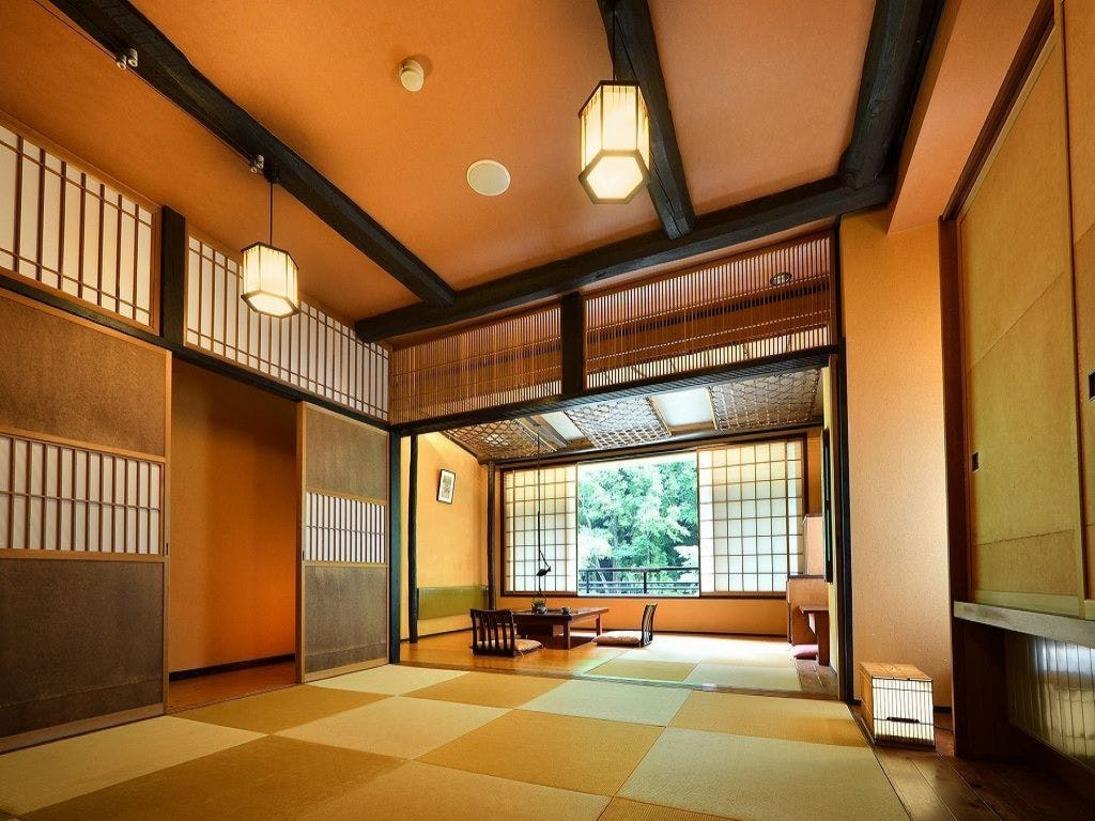 せせらぎ館:神山タイプ(廊下付きのお部屋)