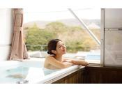 東大寺・若草山眺望の外風呂付客室