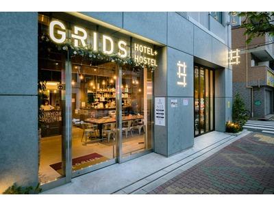 グリッズ東京 浅草橋 ホテル+ホステル