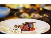 島の豊かな食材と、食文化を大切にしたレストラン
