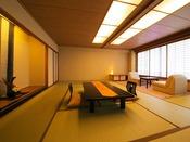 ■露天風呂つき特別室-風人-■とっておきの鋳鉄型露天つきの和室