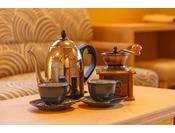 【アメニティ】南部鉄器のお茶セット