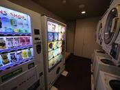 西館1階にはアイスの自販機も導入!お風呂上りにいかがですか?