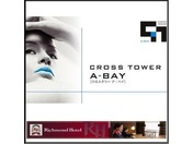 館内【1~4F】CROSS TOWER A-BAY
