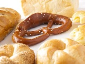 ホテル館内で焼き上げる「サイラー」のパン