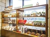 ホテルショップでは、長崎の銘産品も取り揃える