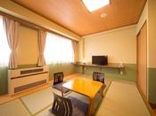 南館和室のお部屋です。