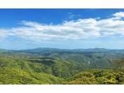 奄美大島最高峰「湯湾岳」