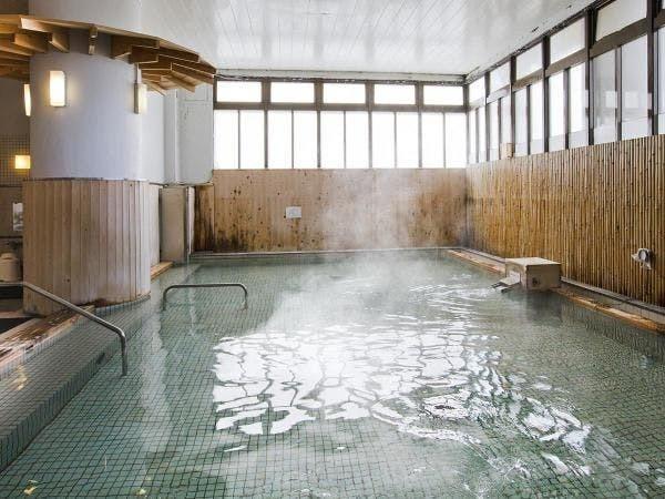 大浴場「湯津楓」
