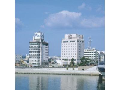 松江ニューアーバンホテル本館・別館