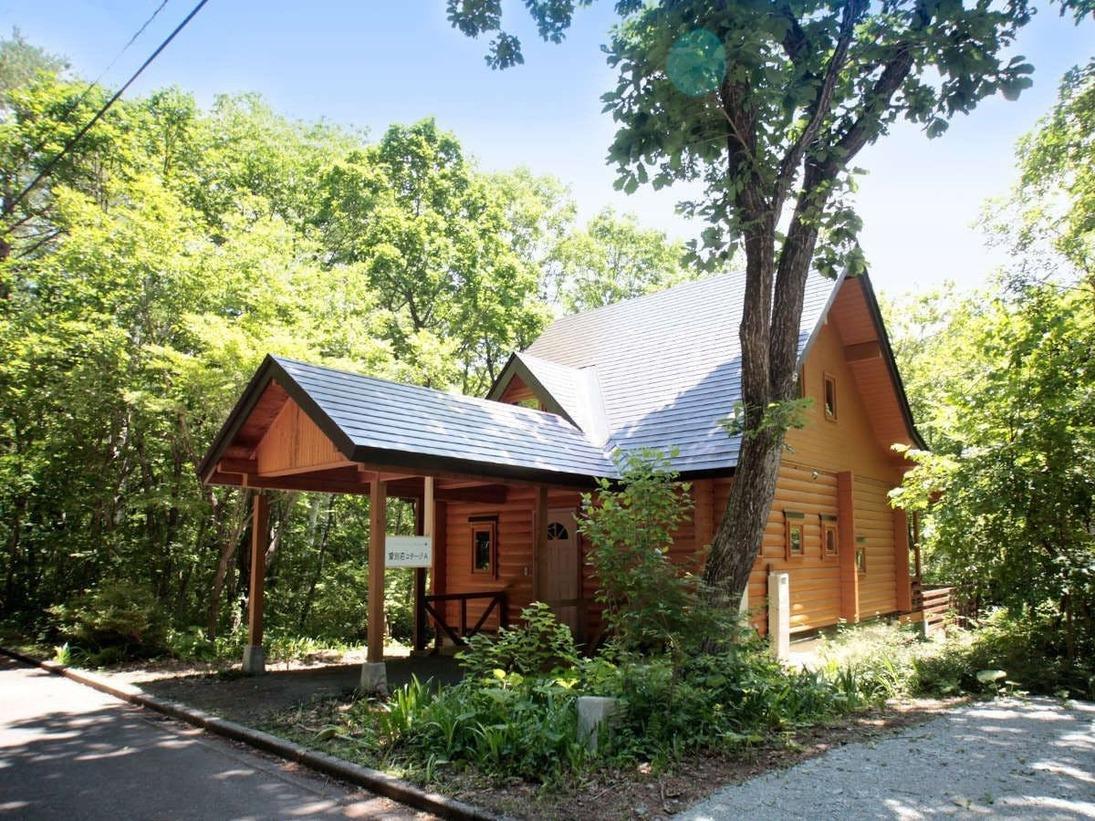 温泉・プライベートドッグラン付で、気軽にリゾートの別荘気分が楽しめます。