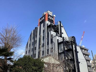 アパホテル〈八王子駅北〉