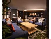 館内には田中彬博氏によるホテルオリジナルの音楽が流れています
