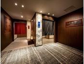 4階にある大浴場