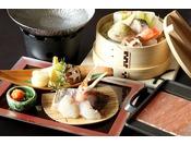 【海彦】メインの料理はお選び頂けます。