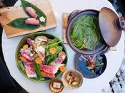 1月限定和食の鍋コース