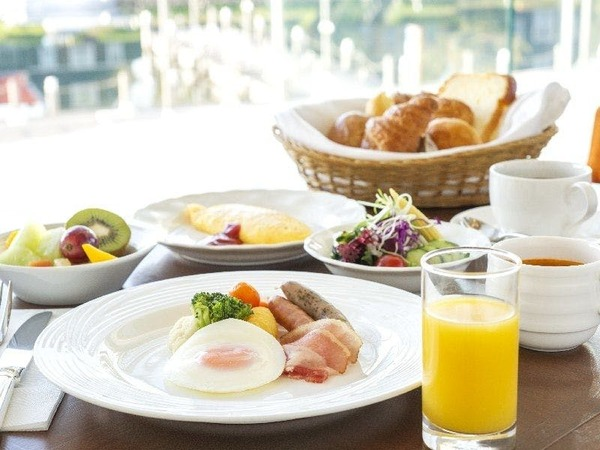 「カメリア」の朝食イメージ