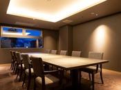 【お食事処「湯相七席」】特別な日のご宿泊にもぜひご利用くださいませ。