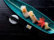 【翠山御膳/お料理一例】旬の味覚に、季節の彩りを添えて。