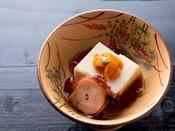 【翠山御膳/お料理一例】