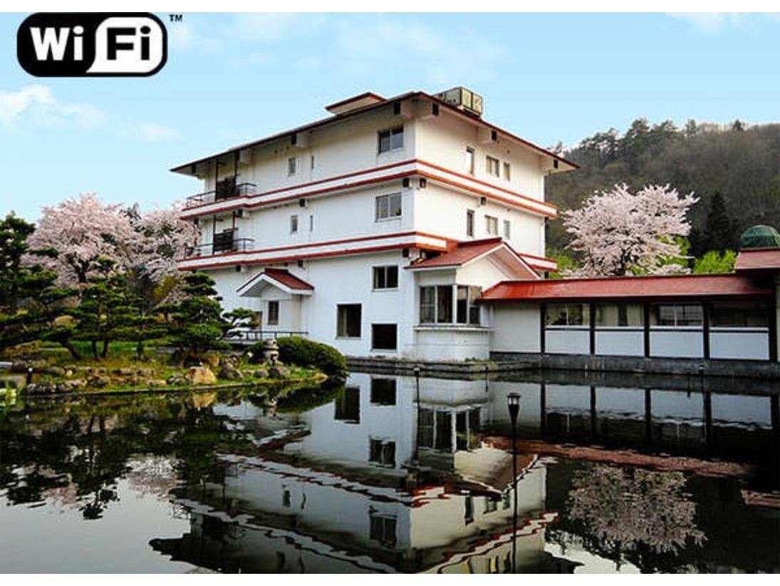 小野川温泉 河鹿荘