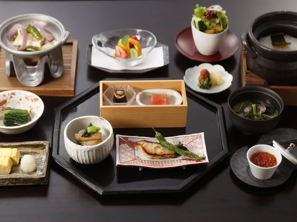 ご朝食(ある日の一例)