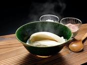 【朝食】手作り豆腐は宿イチオシ!!